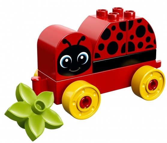 Kostky Lego Duplo pro nejmenší
