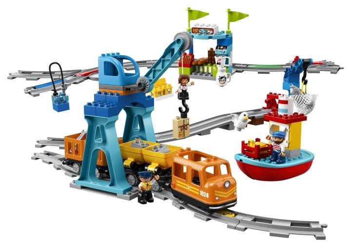 Kostky Lego Duplo pro kluky