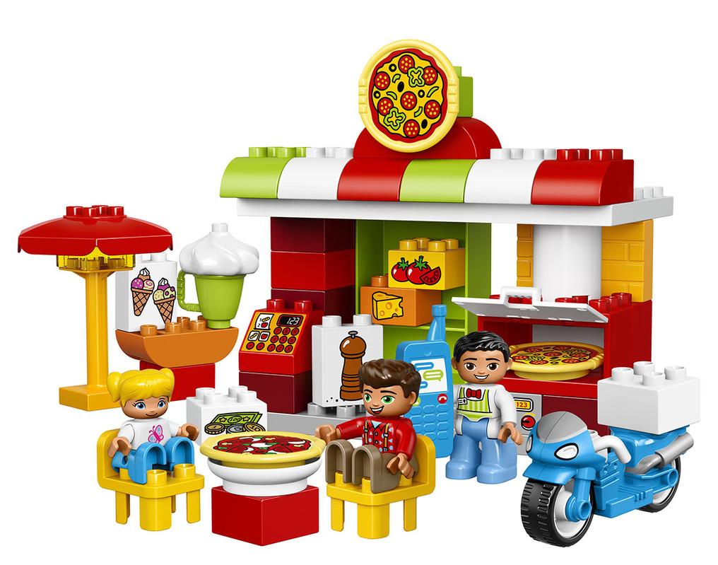 Kostky Lego Duplo obchod