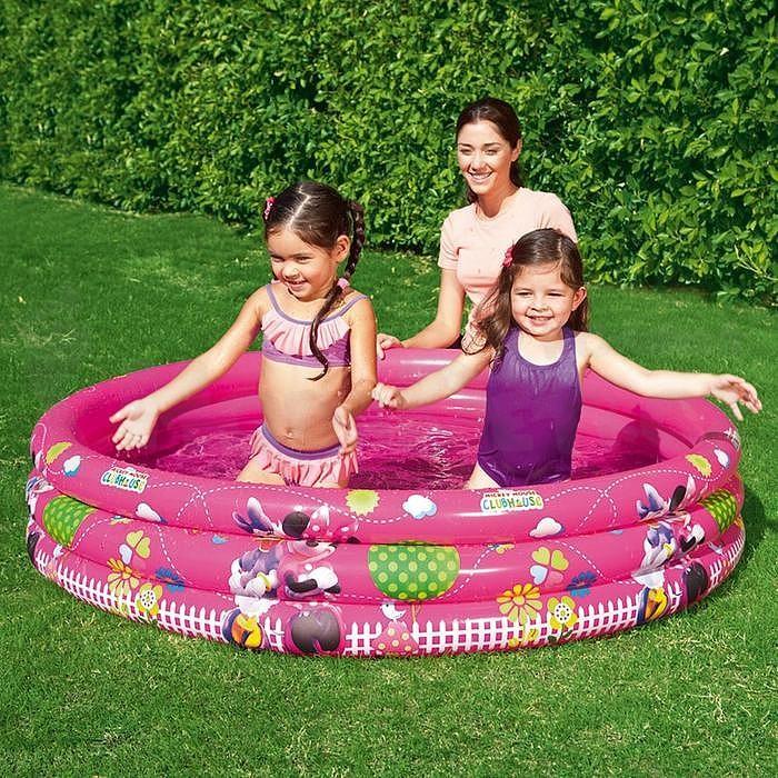 Značka Bestway dětský bazén