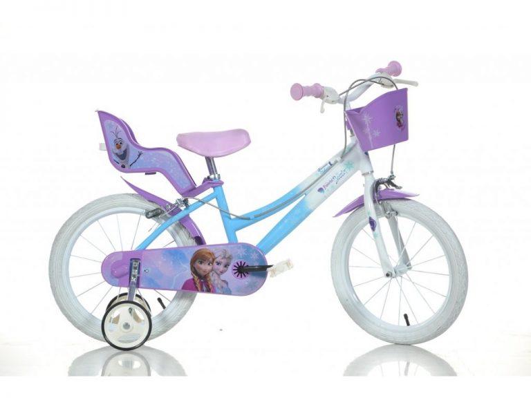 Dino Bikes kolo Frozen