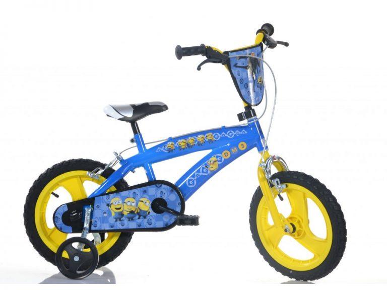 Dino Bikes kolo pro kluky