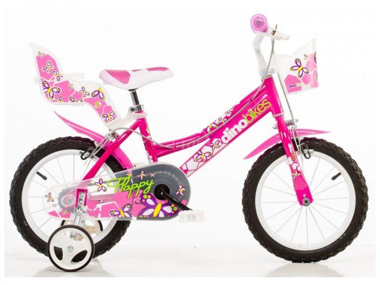 Dino Bikes dívčí kolo
