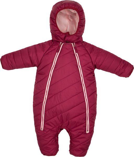 Co obléci novorozenci v zimě na procházku