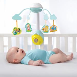 Kolotoč pro miminko TOP hračky pro děti do jednoho roku