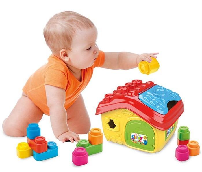Hračky pro děti do jednoho roku Vkladačky