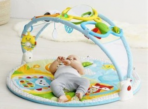 Hrací deka-hračky pro děti do jednoho roku