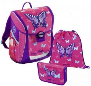 Holčičí Školní batohy pro prvňáka