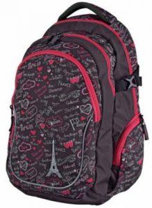 Holčičí školní batoh pro žáky