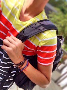 Studenstký batoh pro žáky SŠ