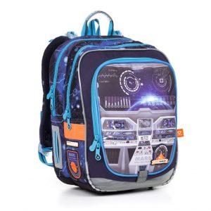 Chlapecký školní taška pro prvňáka