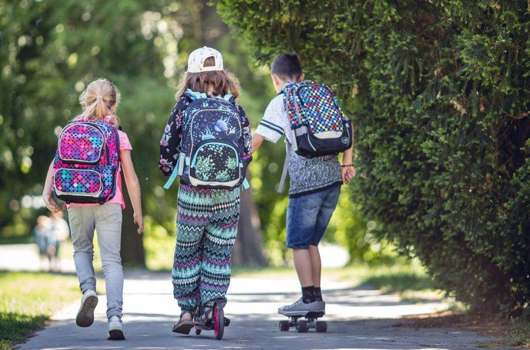 Top školní batoh pro žáky