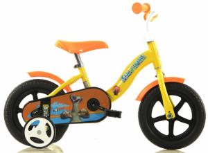 Dětské kolo 10 Dino Bikes pro kluka