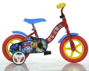Dětské kolo 10 Dino Bikes Zlapková patrola