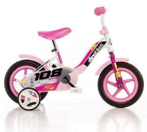 Dívčí dětské kolo 10 Dino Bikes