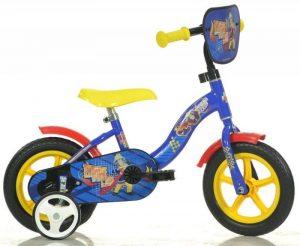 Pohádkové dětské kolo 10 Dino Bikes