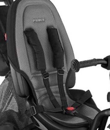 komfortní dětská tříkolka Puky