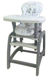 Jídelní židličky pro děti Baby Mix 2v1