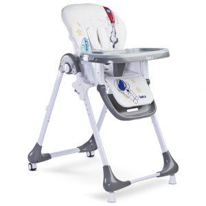 Dětská jídelní židlička Caretero Luna