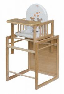 dřevěná židle pro děti Viktoria