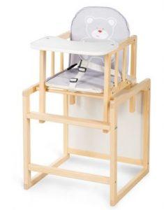 Jídelní židličky pro děti Aga