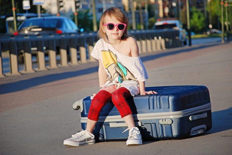 Co potřebuji na dovolenou s dětmi u moře
