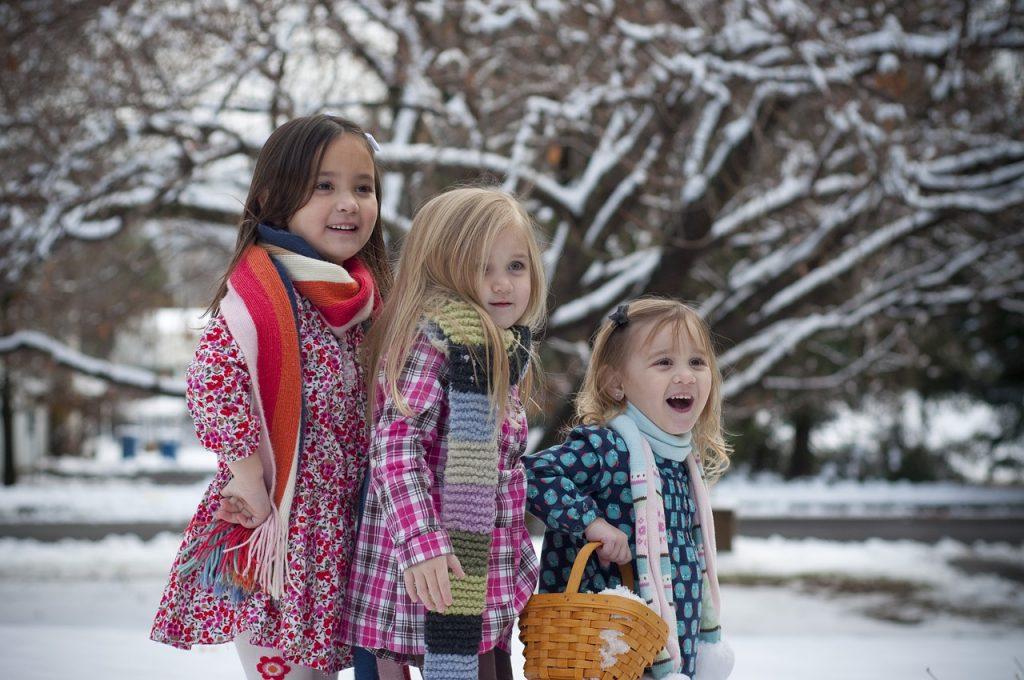 Tipy jak vybrat top oblečení pro dítě