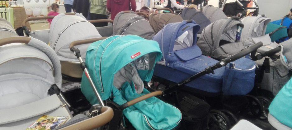 Jak vybrat první  kočárek pro dítě