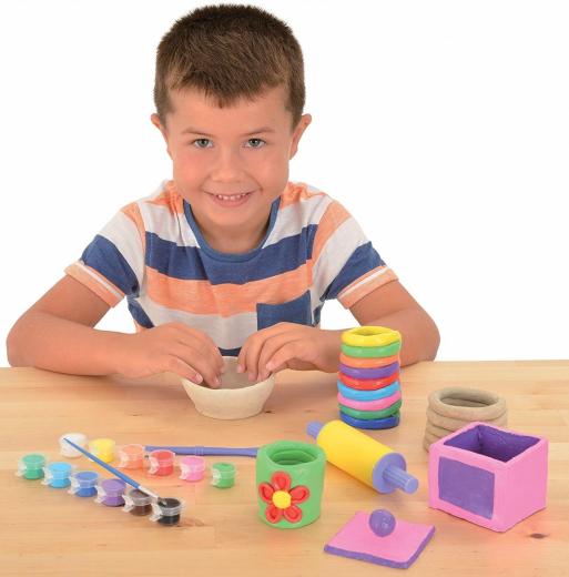 Kreativní sady tyip na dárek pro 7-letého chlapce