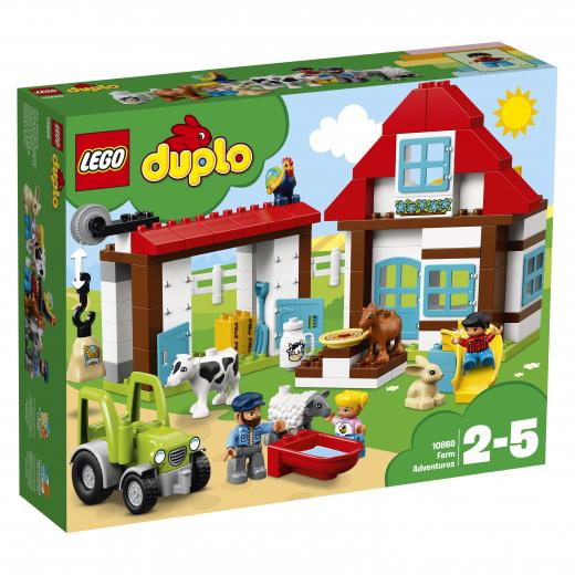 Lego Duplo ideální dárek pro dvouleté dítě