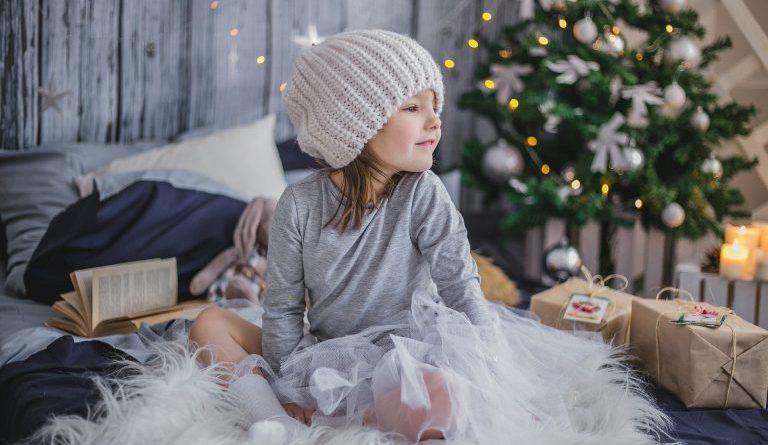 13 tipů na vánoční dárek pro dvouleté dítě