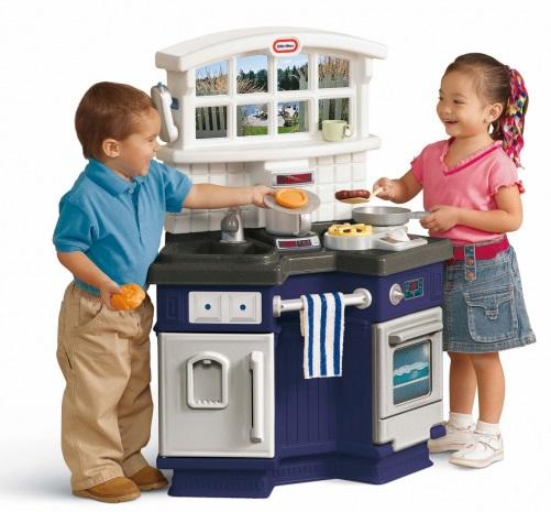 Dětská kuchyňka dárek pro dvouleté dítě